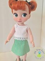 OSK Sixth Grade Skirt Green