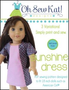 OSK Sunshine Dress AG Cover