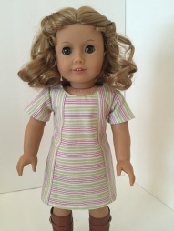 sunshine doll dress by oh sew kat
