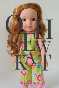 Sewing patterns for Dolls