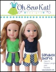 OSK Sandbox Shorts Image 1 WW