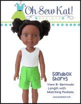 OSK Sandbox Shorts Image 2 WW