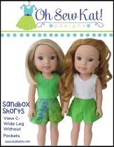 OSK Sandbox Shorts Image 3 WW