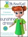 OSK Sunshine Dress ANI cover 2