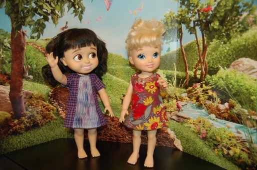 doll dresses for princess dolls by oh sew kat