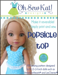 OSK H4H Popsicle Top Cover
