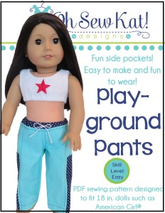 OSK Playground Pants Cover AG