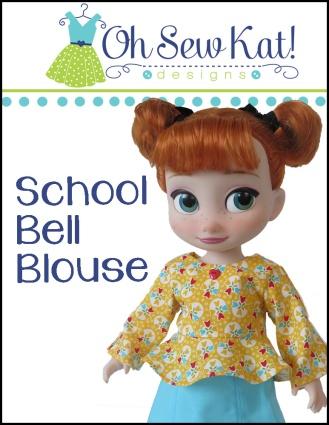 OSK School Bell Blouse Image 6