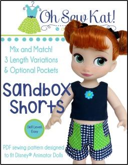 OSK Sandbox Shorts Cover 1 ANI