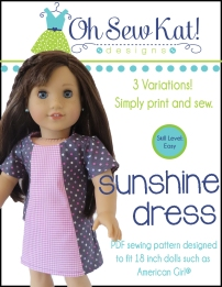 OSK Sunshine Dress Cover AG new