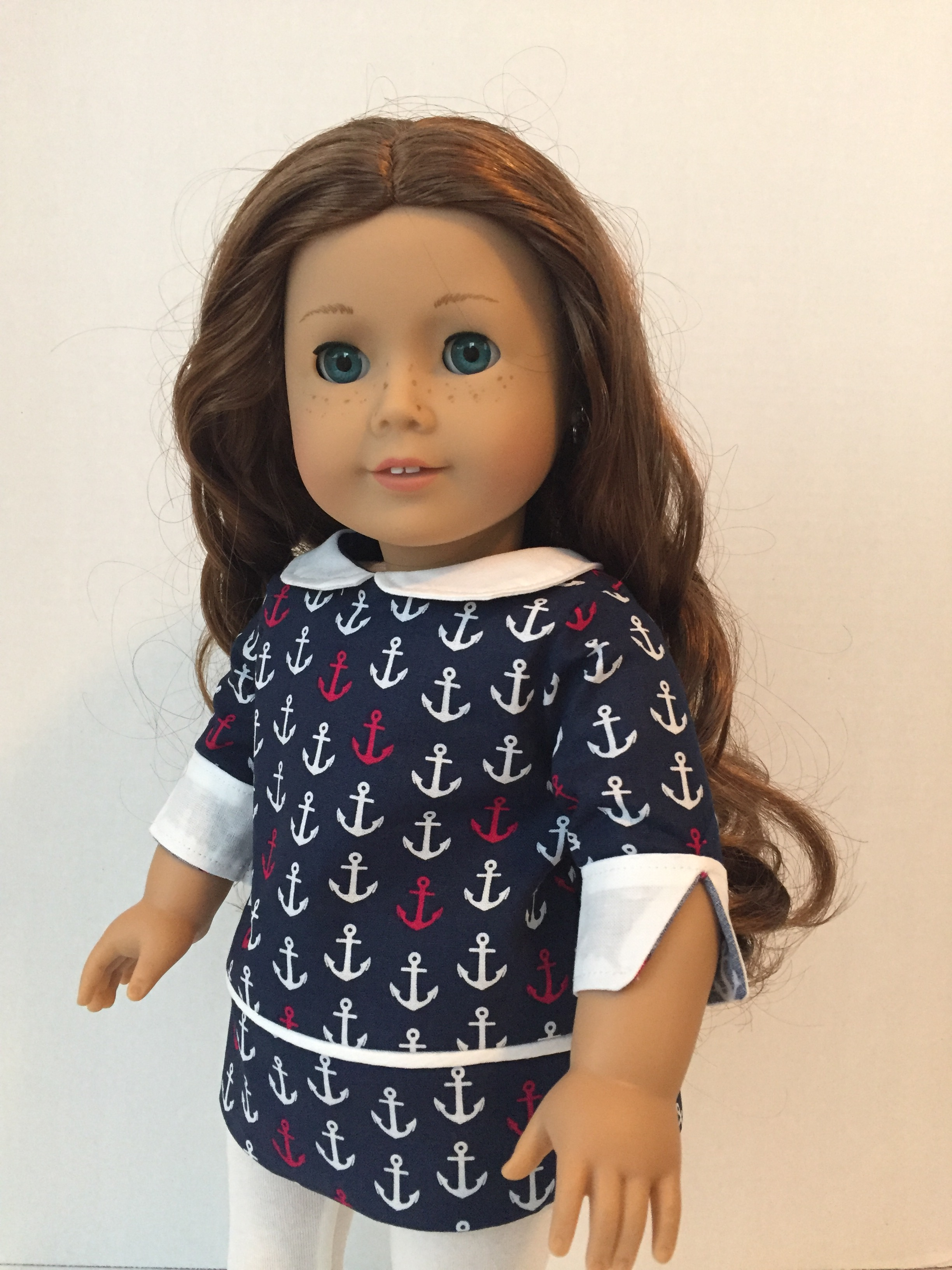www.ohsewkat.com pdf sewing patterns for dolls to diy doll clothes for American Girl dolls and Our Generation Dolls.