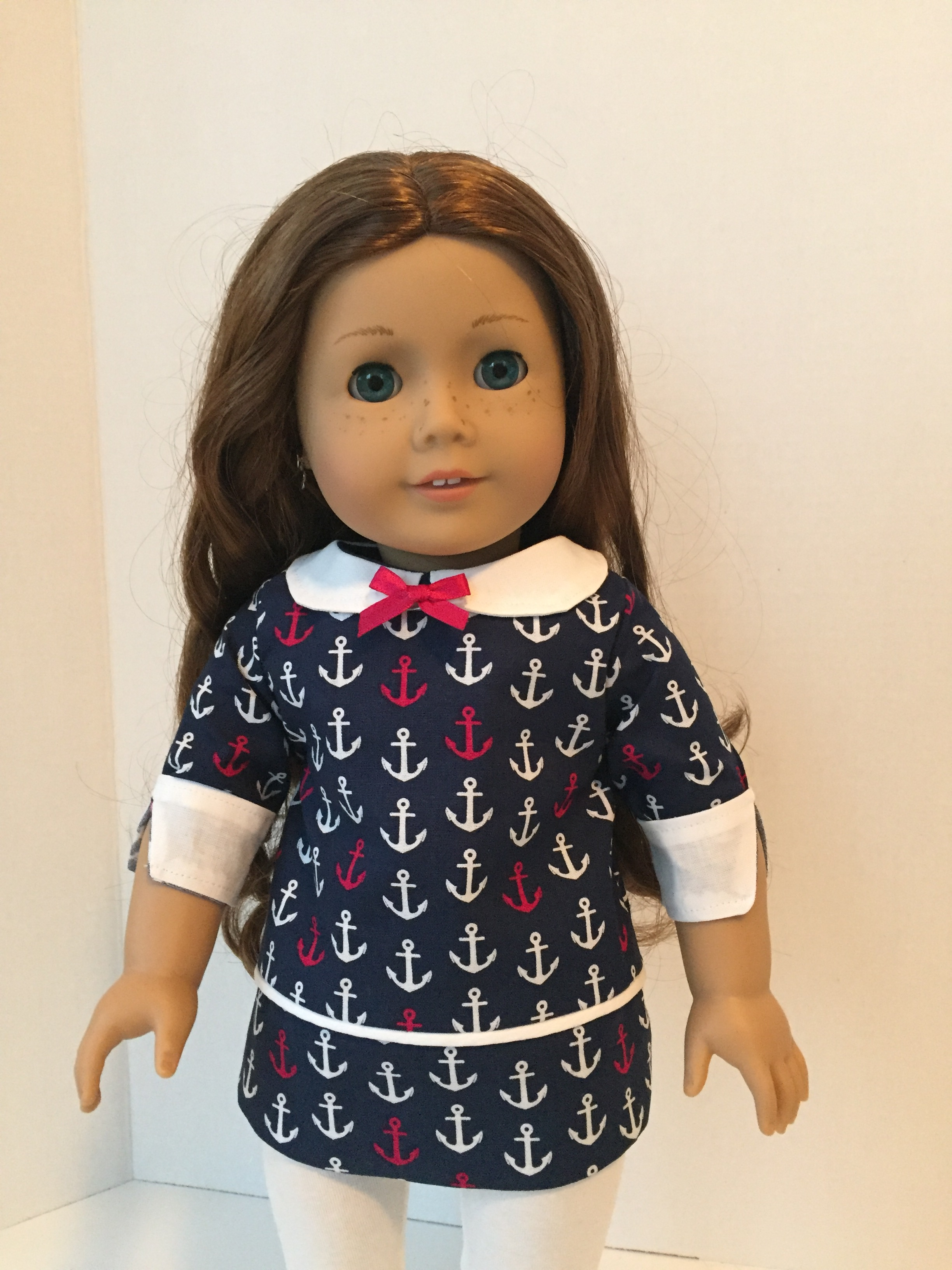www.ohsewkat.com pdf doll sewing patterns for 18 inch dolls like American Girl and Our Generation
