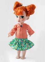 18onMain test Four Season Skirt for animator 1