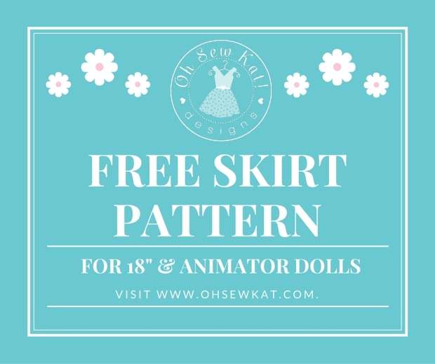 Free Pattern by oh sew kat blue