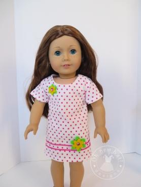 oh sew kat sunshine dress pdf doll dress pattern