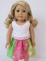 OhSewKat Four Season Skirt pdf doll pattern-6