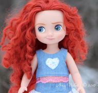 Amy Violet animator fashions patterns by oh sew kat 4