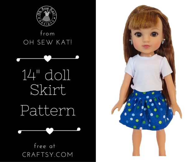 Free pattern from ohsewkat on craftsy