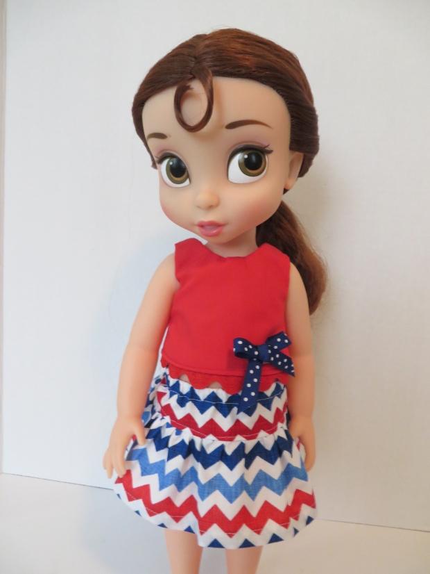 Oh Sew Kat free pdf skirt pattern animator doll
