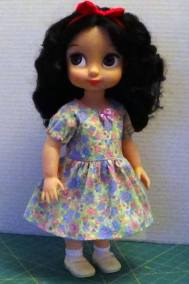 animators doll clothes sewing pattern dress up costumes by oh sew kat