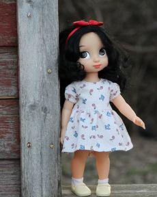 Pam Ray Amy violets sugar n spice dress