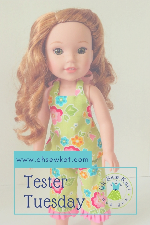 sewing patterns for wellie wishers dolls by oh sew kat