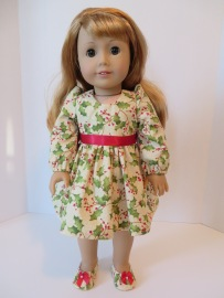 Sewing patterns for 18 inch dolls by Oh Sew Kat! Wellie wishers doll clothes