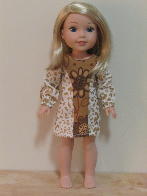 WellieWishers doll clothes sewing patterns by oh sew kat