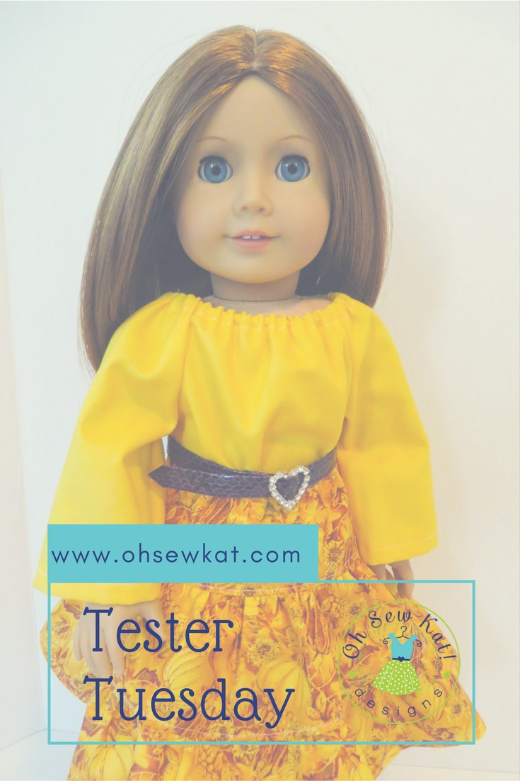 Sewing patterns for doll clothes by oh sew kat