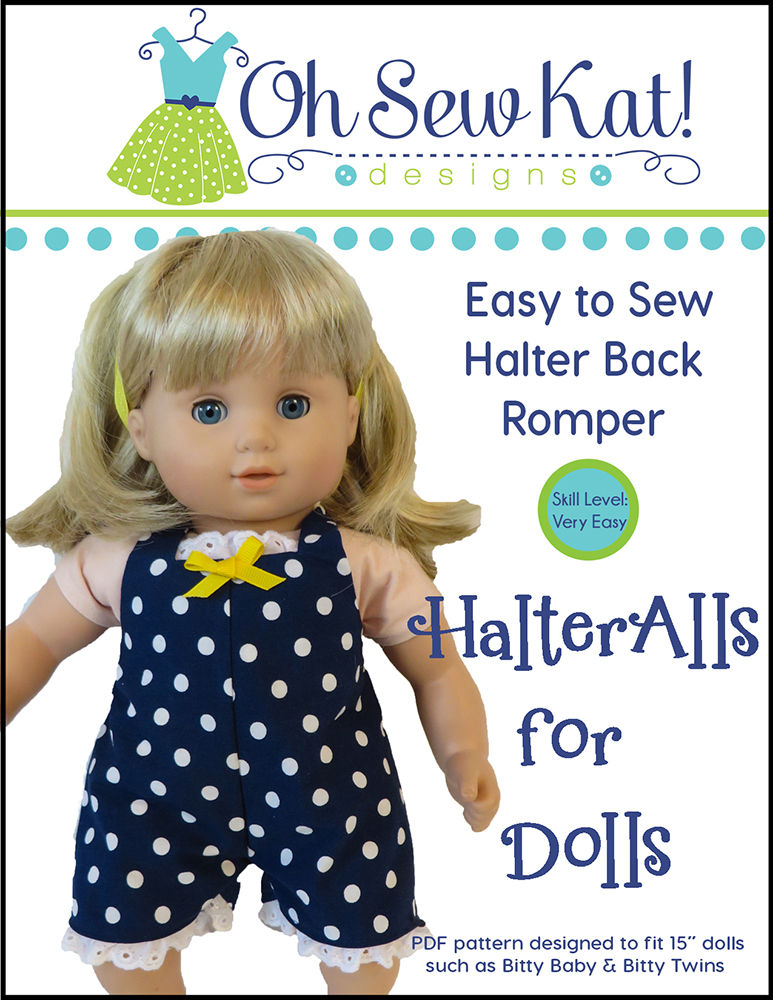 Bitty Baby Patterns for doll clothes