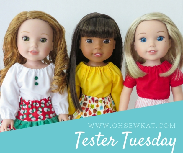Sewing patterns for wellie wishers dolls by ohsewkat