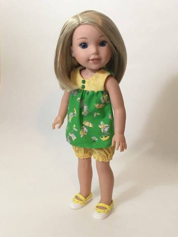 Bloomer Buddies Sewing Pattern by Oh Sew Kat 19