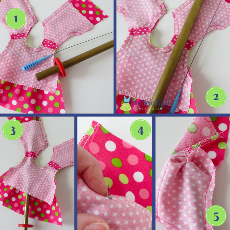 Fasturn Tutorial by Oh Sew Kat!