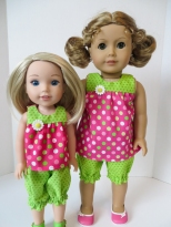 Oh Sew Kat Sewing Patterns for Dolls-180