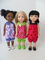 Oh Sew Kat Sewing Patterns for Dolls-218