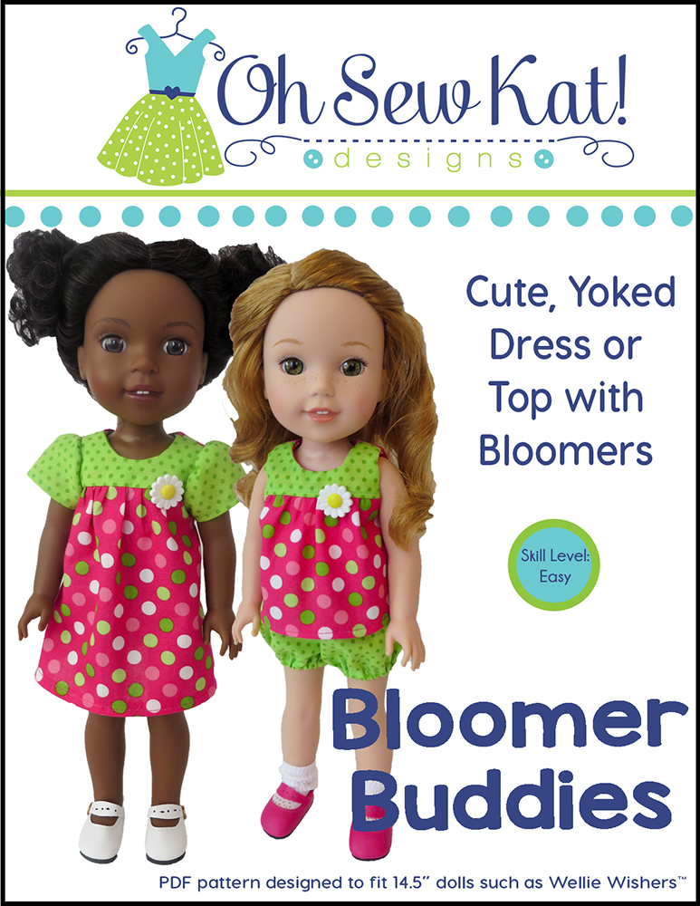 OSK Bloomer Buddies Cover WW