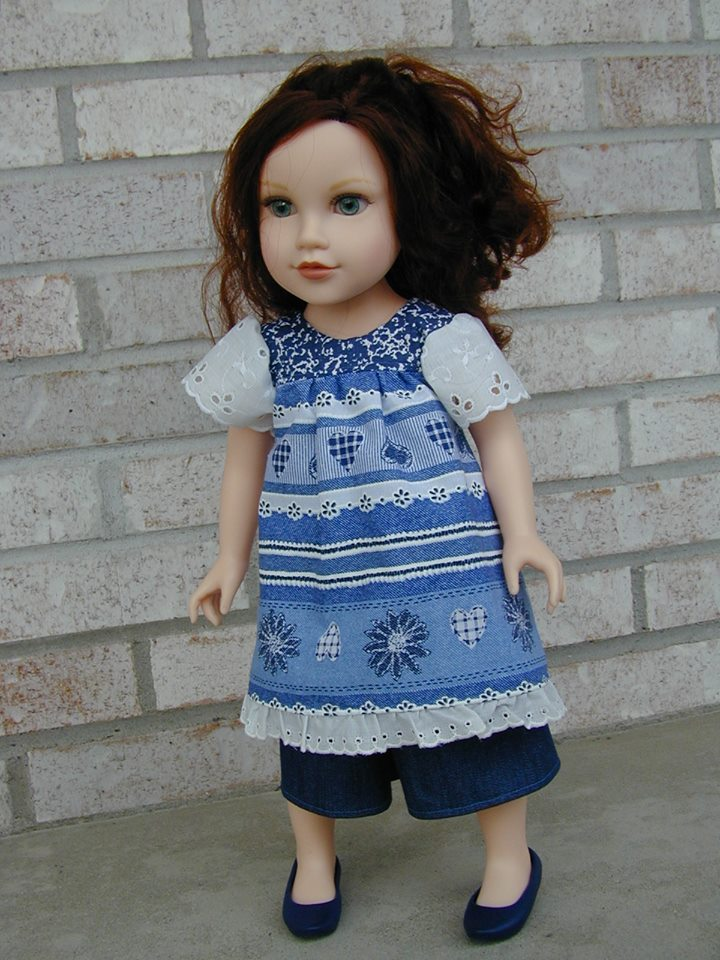 doll clothes journey girls by oh sew kat