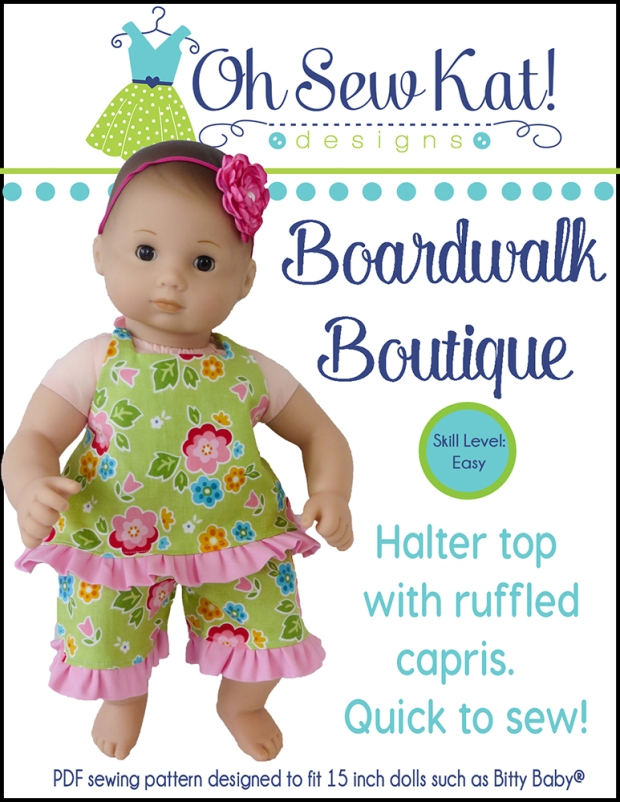 OSK Boardwalk Boutique BB Cover