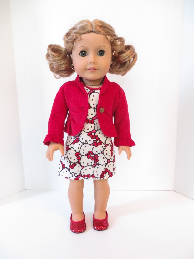 Doll Clothes Sewing Patterns by Oh Sew Kat-21