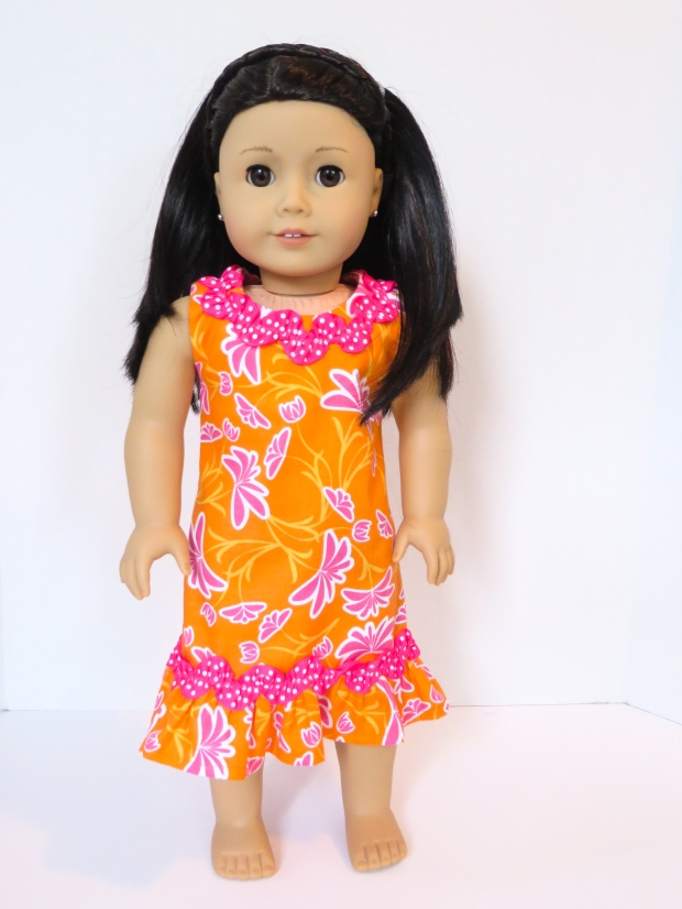 Nanea's dress tutorial by Oh Sew Kat!