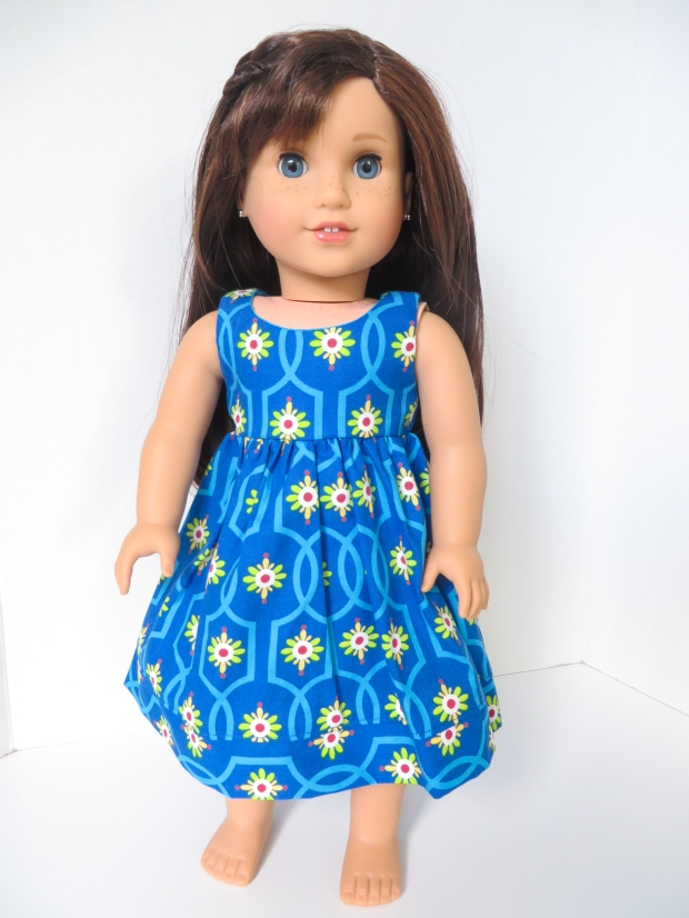 Doll Clothes Sewing Patterns by Oh Sew Kat-72