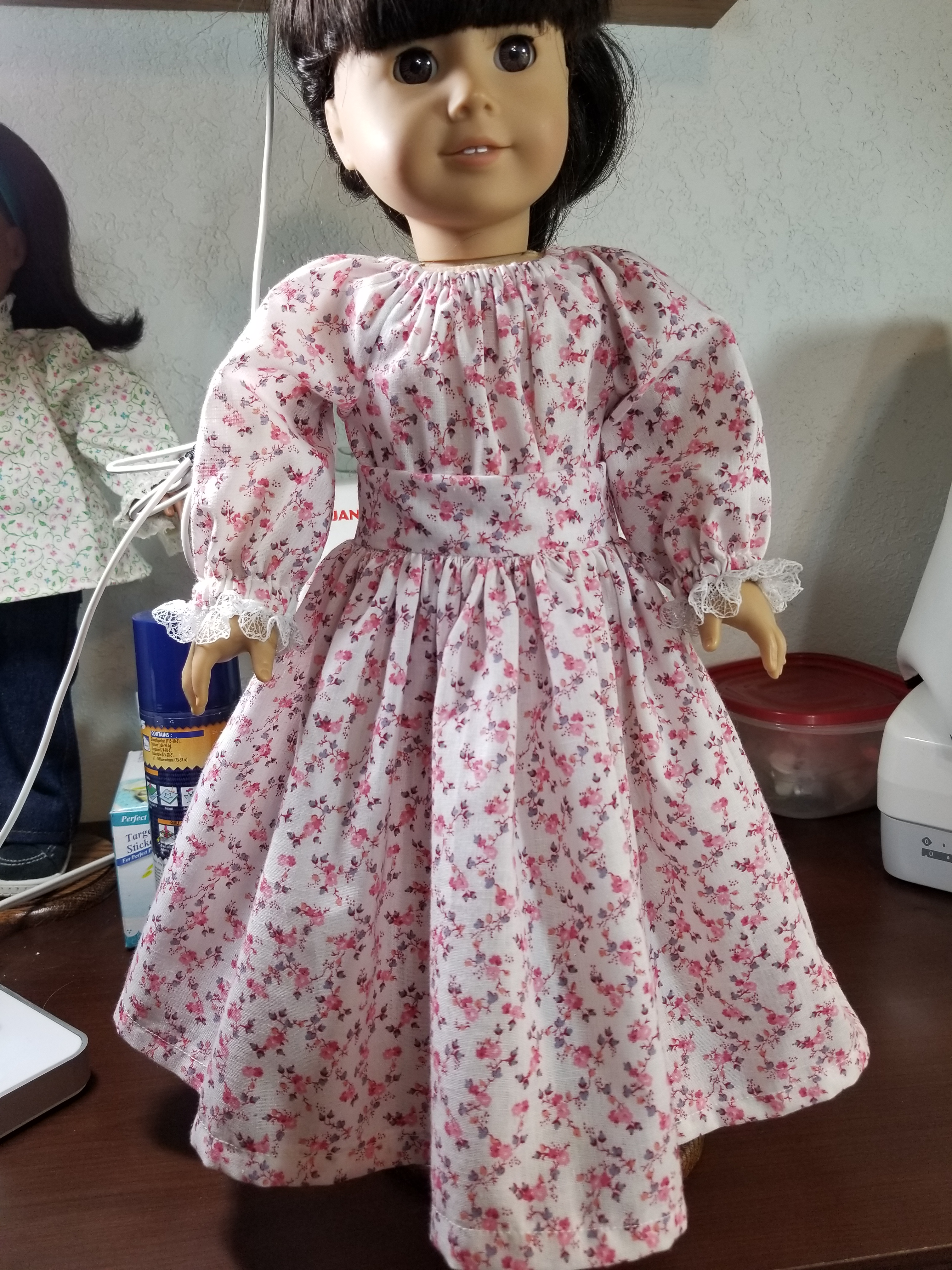 doll patterns by oh sew kat!