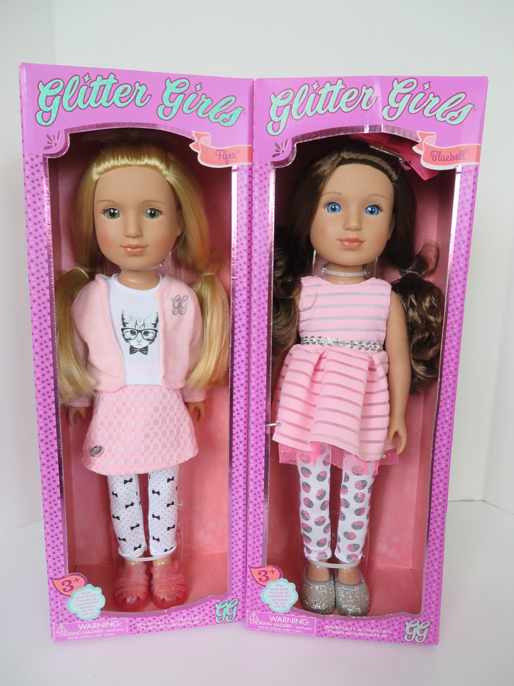 Sewing patterns for Glitter Girls Dolls by Oh Sew Kat!