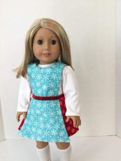 Doll Clothes Sewing Patterns by Oh Sew Kat-6