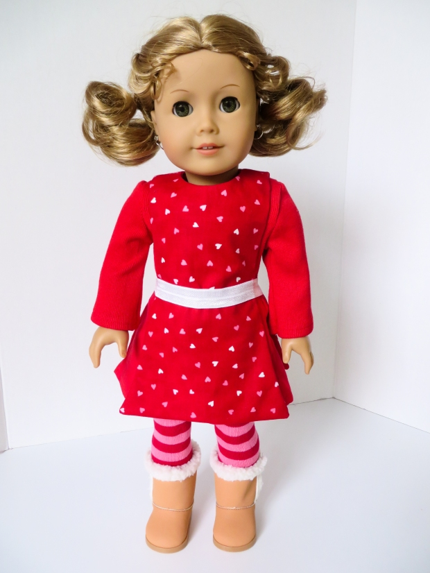 18 inch doll clothes sewing patterns by Oh Sew Kat!