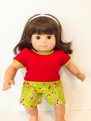 Doll Clothes Sewing Patterns by Oh Sew Kat-23
