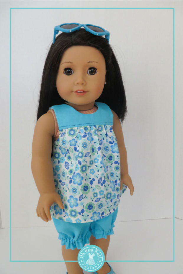 18 inch doll clothes sewing patterns