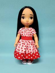 Disney Animators Doll in Party Time Peasant Dress