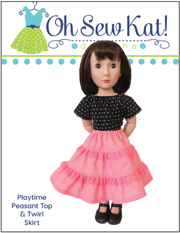 OSK Playtime Peasant A Girl for All Time