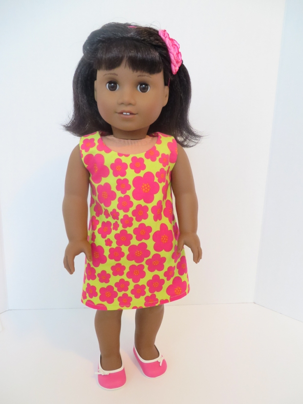 Sewing Patterns for 18 inch dolls by Oh Sew Kat-113